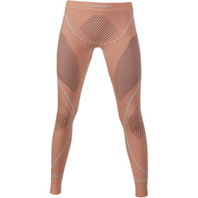 UYN Evolutyon UW Long Pants Women Coral/Anthracite/Aqua